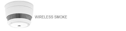 Cavius Trådløs røykvarsler