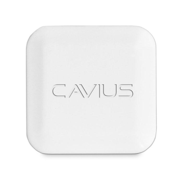 Cavius hub front